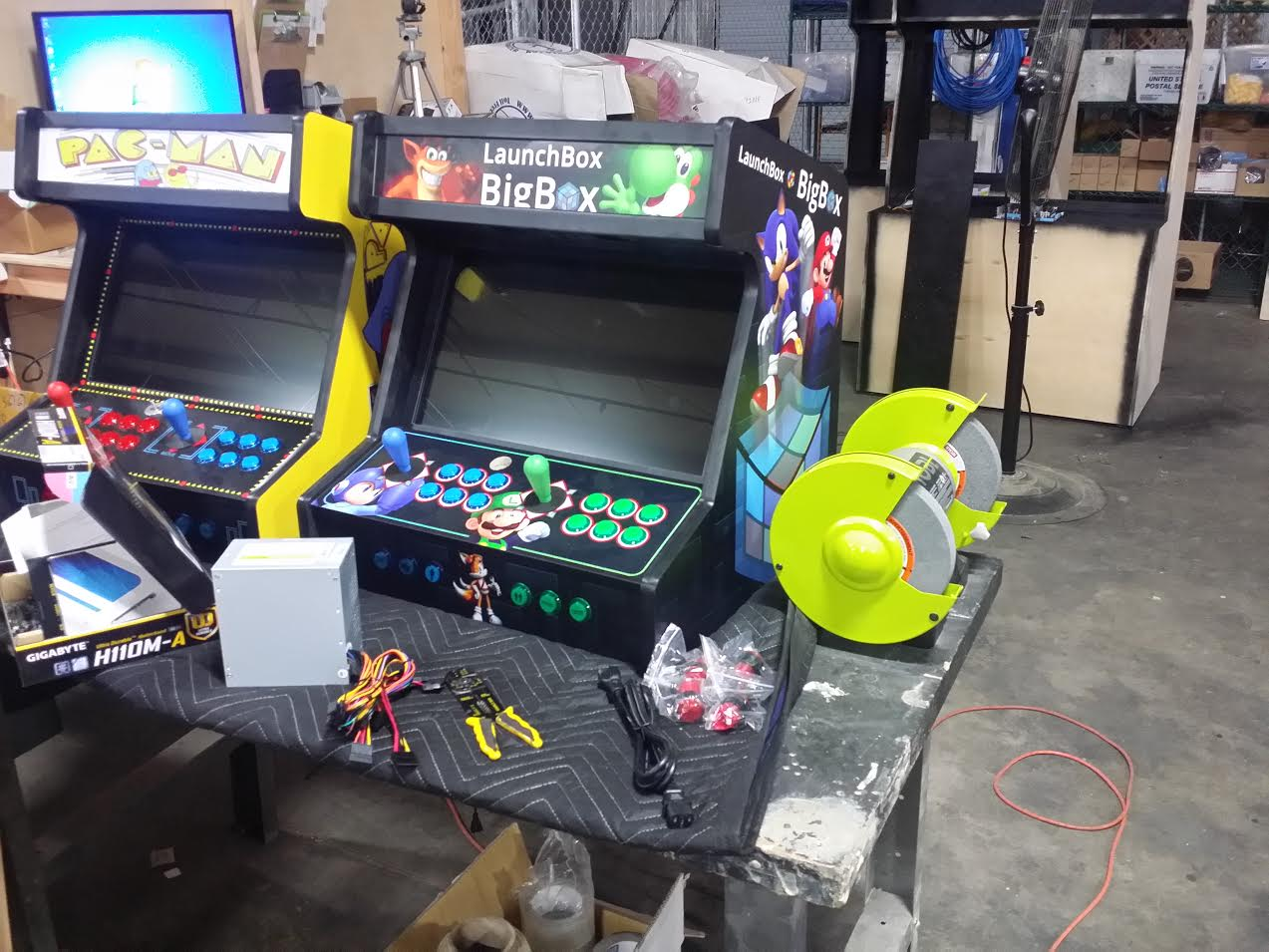Who wants to help us design a bartop arcade cabinet? :) - Page 5 ...