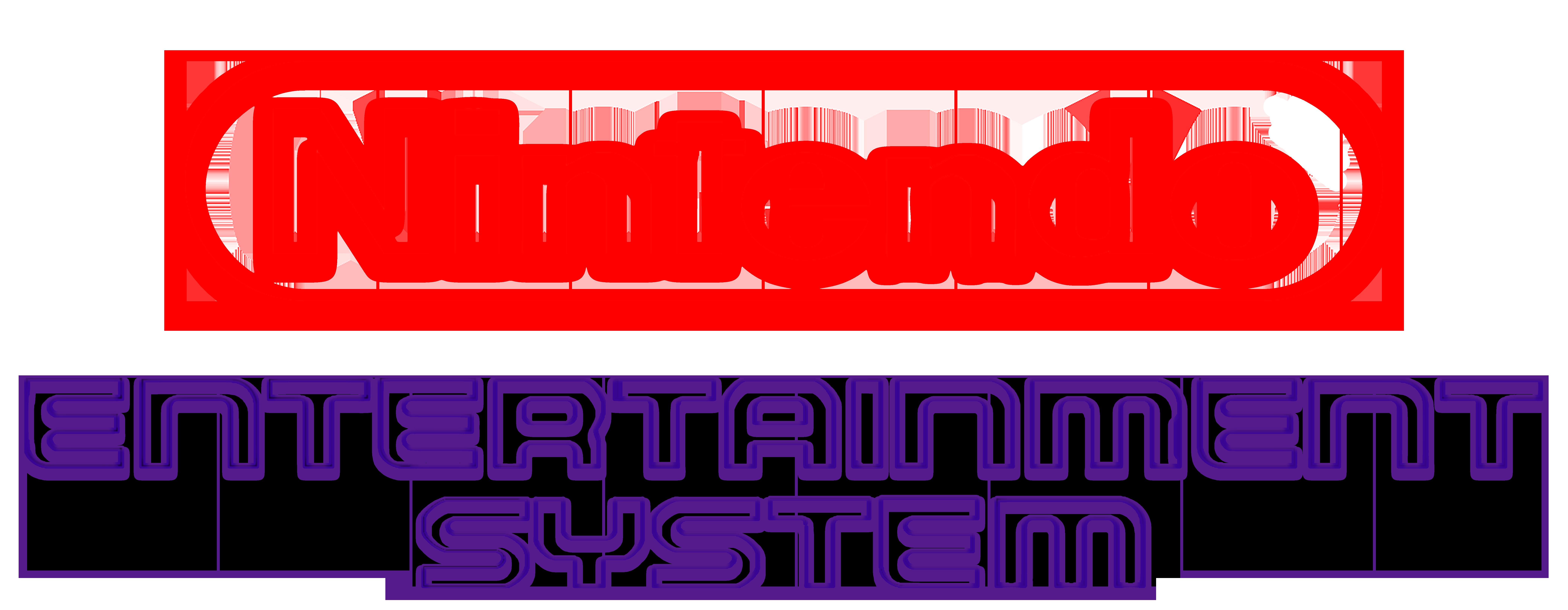 nintendo entertainment system logo png wwwimgkidcom