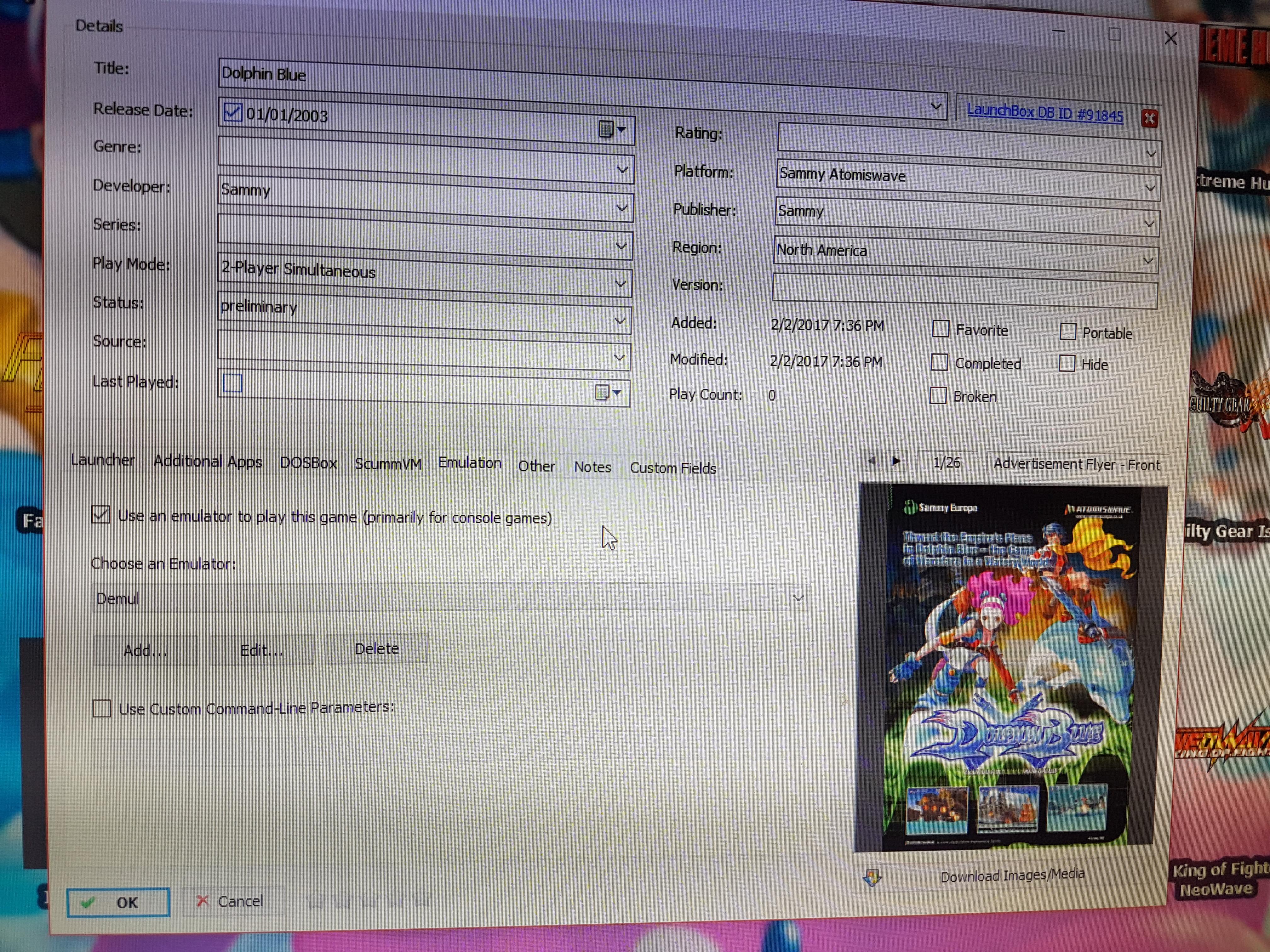 Sega Naomi (Demul) in LaunchBox - Page 4 - Emulation