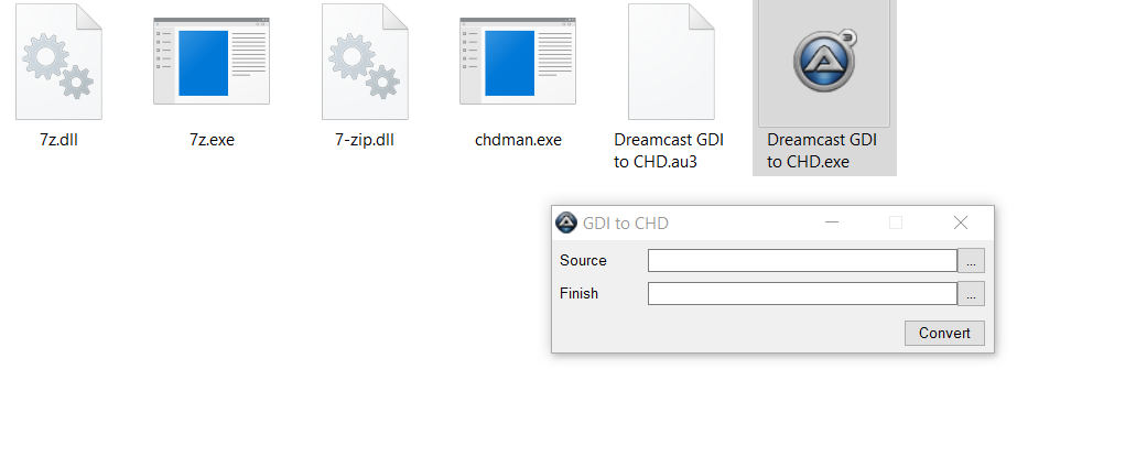 Has anyone converted gdi to chd? - Page 2 - Third-Party Applications
