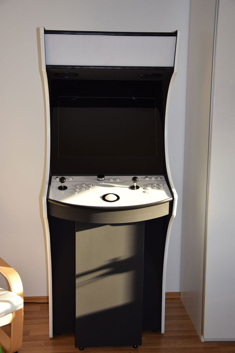 Plain Arcade