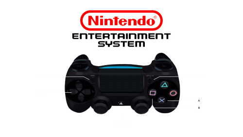 Nintendo Entertainment System (PS4 Transparent).png