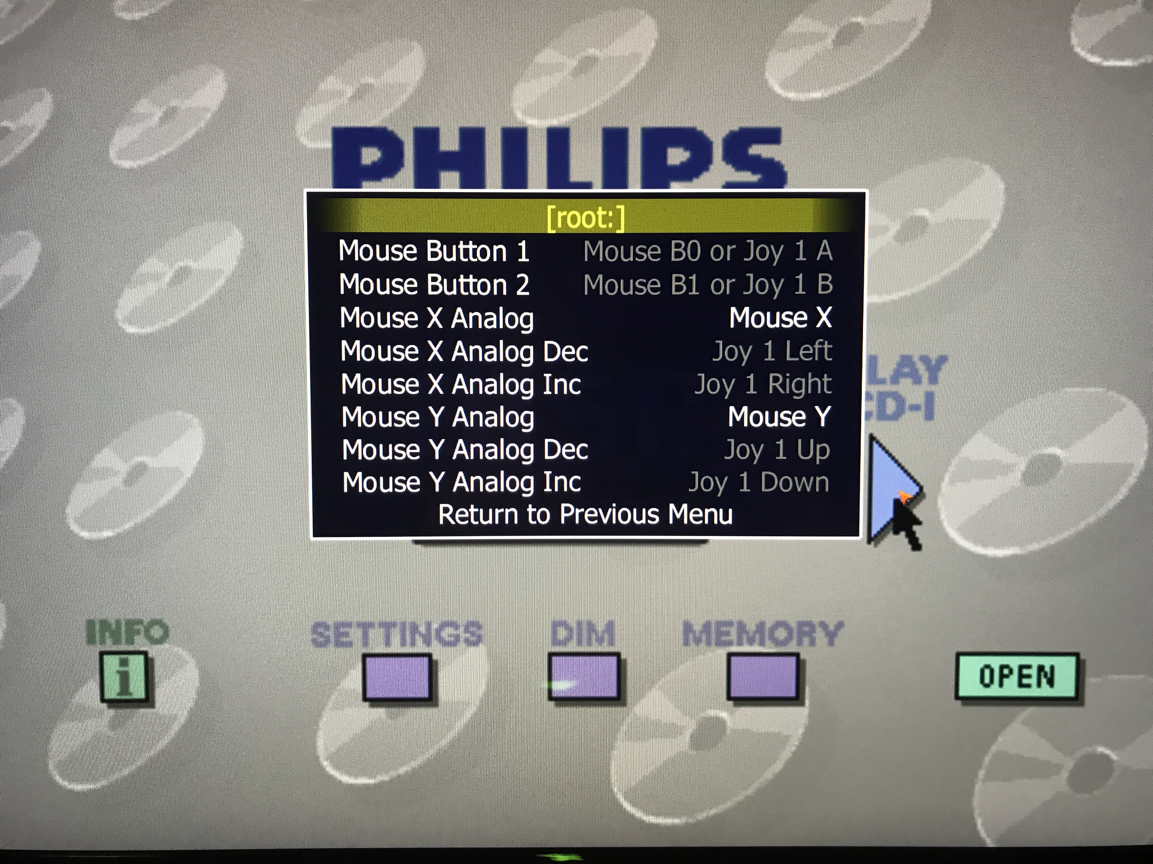Using Controller for Philips CD-i - Emulation - LaunchBox