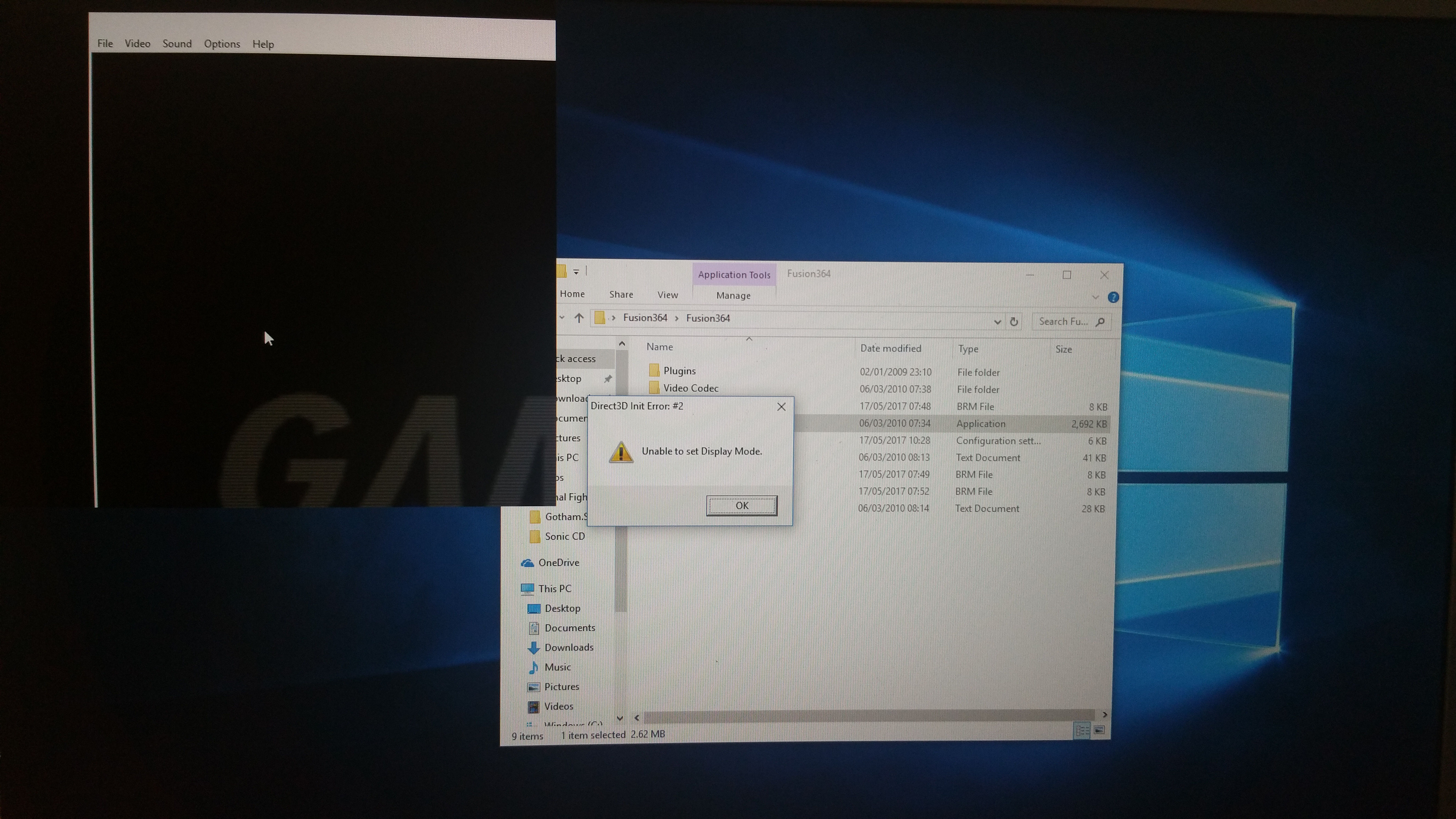 Kega fusion on windows 10 - Emulation - LaunchBox Community Forums