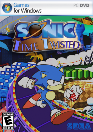 Sonic the Hedgehog - Time Twisted (Version 1.03).png