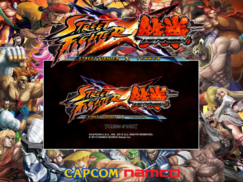 Street Fighter X Tekken Game Media Pack (PC) - Game Media Packs