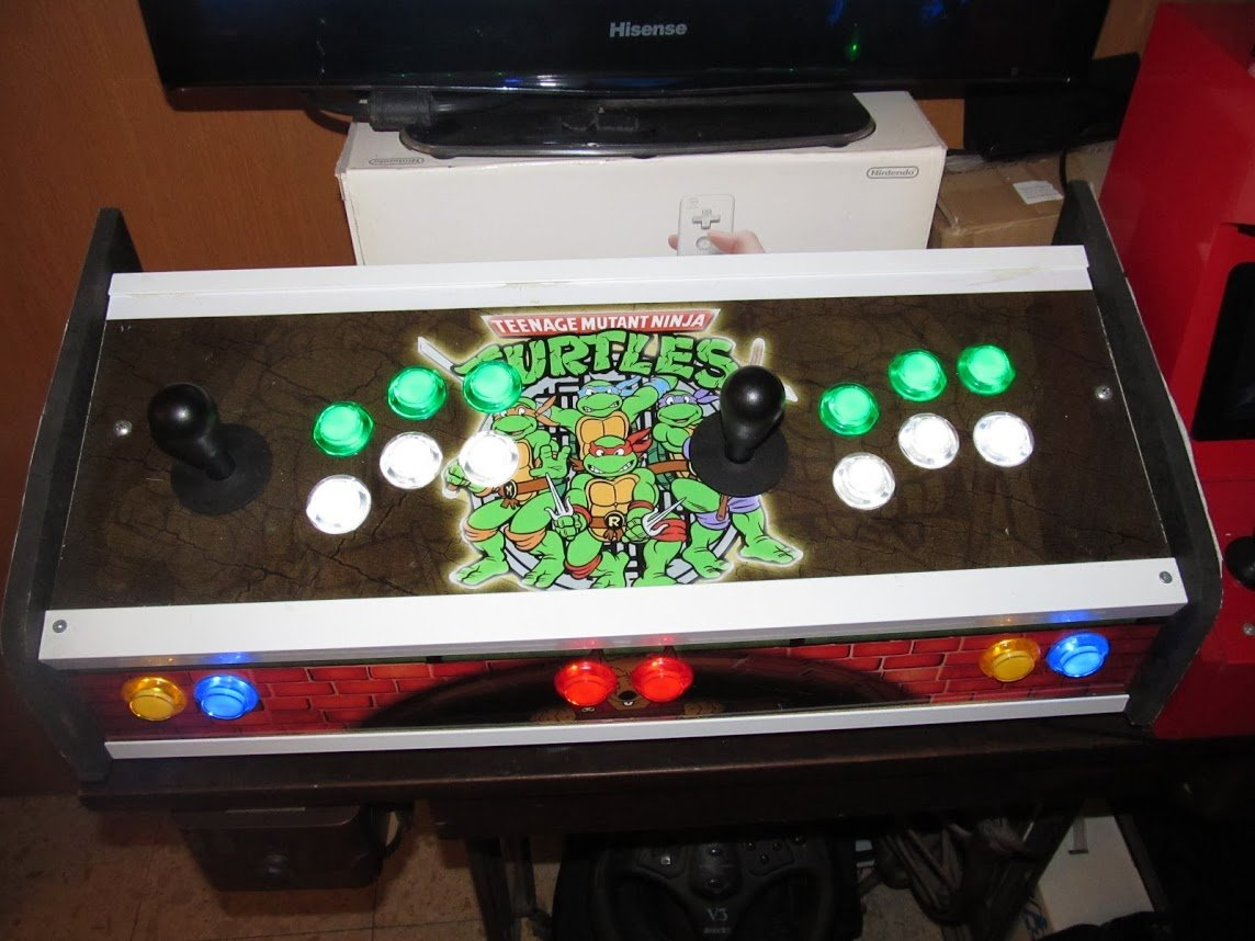Arcade sticks with USB connections - Photos of Your Builds