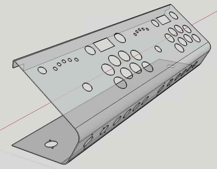 3D Control Panel (Still)