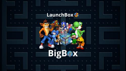 launch box big box cracked