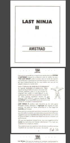 Screenshot for Amstrad CPC Game Manuals (PDF)