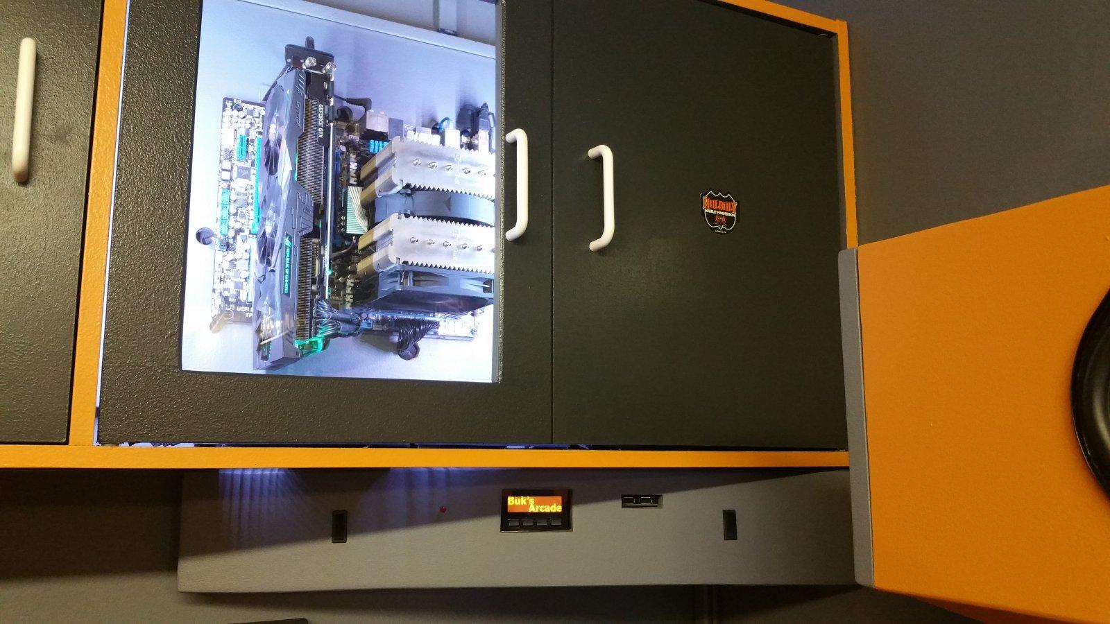 Buk355 Garage Arcade Updated
