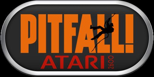 Screenshot for Atari 2600 Silver Ring Clear Game Logo Set