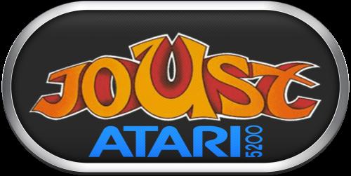 Screenshot for Atari 5200 Silver Ring Clear Game Logo Set