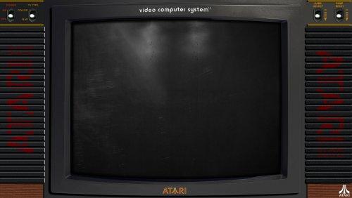 Atari Destroyer Bezel/Backdrop 16:9 - Platform Bezels