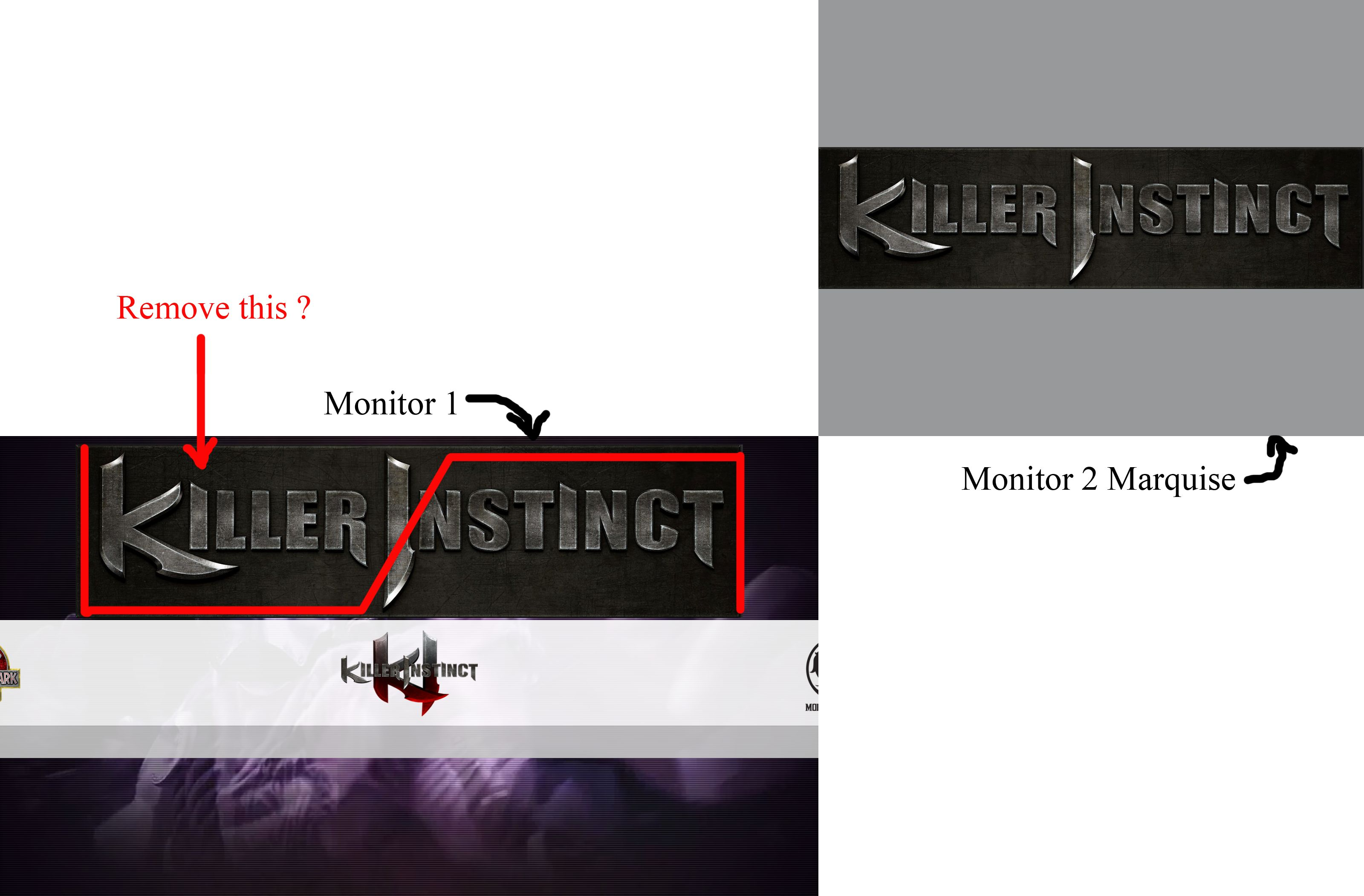 How to remove a banner from the screen
