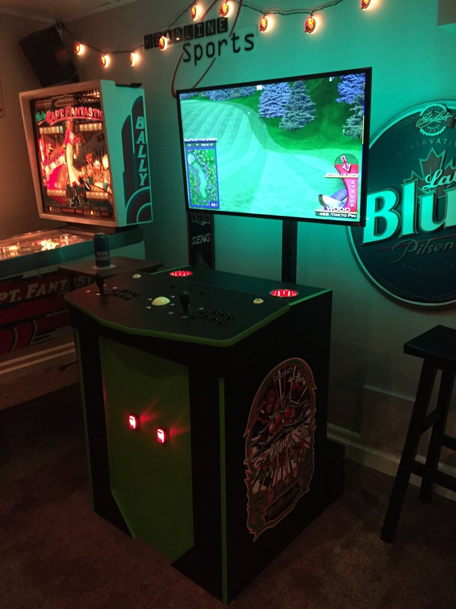 Running Golden Tee Complete