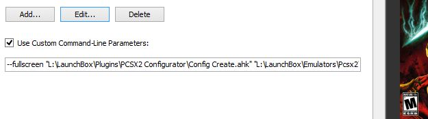 PCSX2 configurator - Now none of my PS2 games will launch