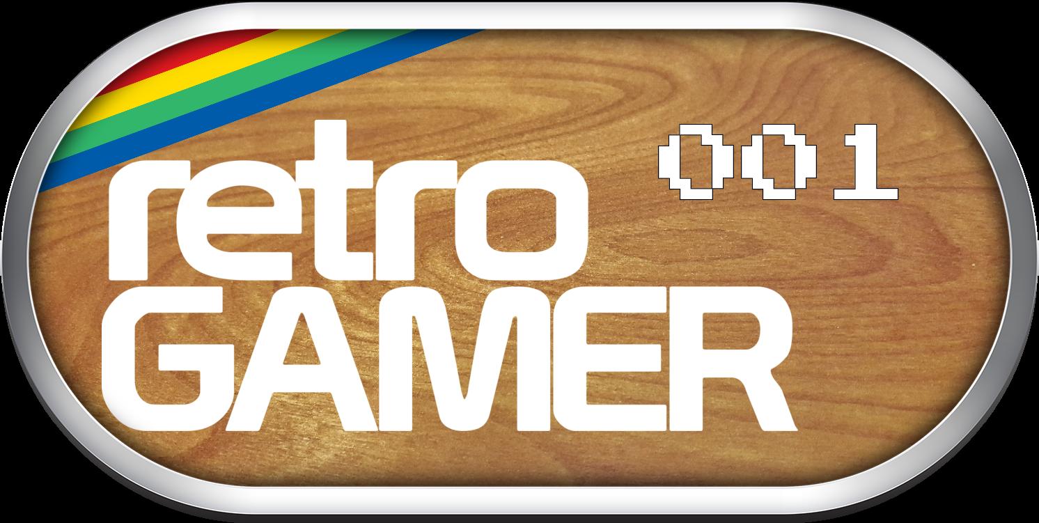 Retro Gamer Magazine clear logos - Game Clear Logos - LaunchBox