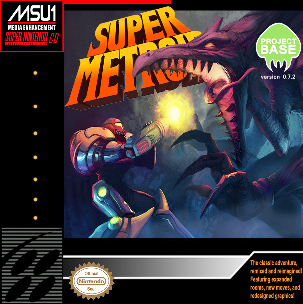 SNES MSU-1 Cover Art - Page 3 - Game Media - LaunchBox Community Forums