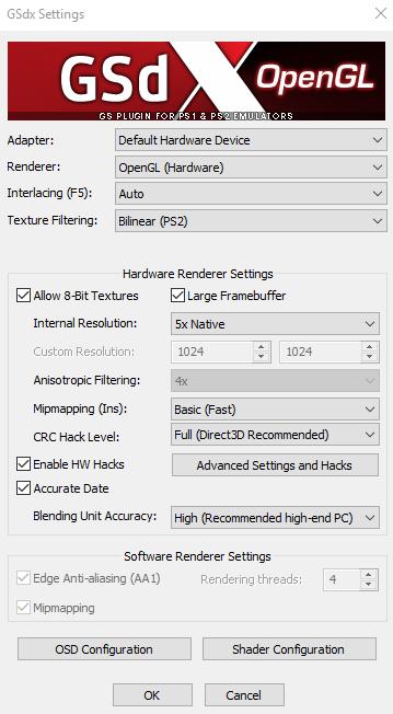 Zombeaver's PCSX2 Configs / Simple 1-Click Installs With PCSX2
