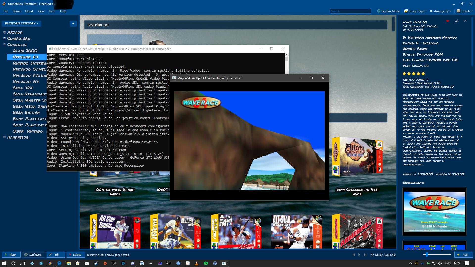 Mupen64plus Setup Tutorial (Launchbox Compatible) - Page 4