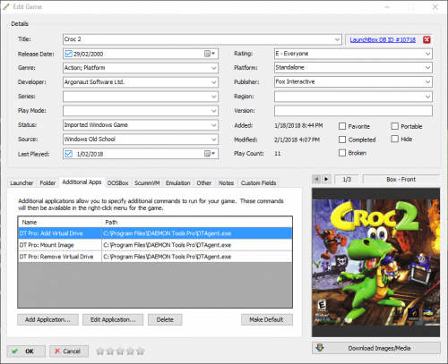 Using Daemon Tools To Mount Iso On Game Boot Games
