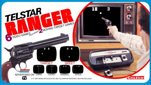 Coleco Telstar Ranger Platform Video