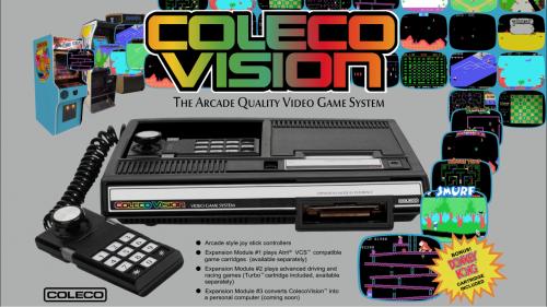 ColecoVision Platform Theme Video
