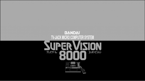 Bandai SuperVision 8000 Platform Video