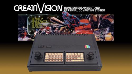 VTech CreatiVision Platform Video