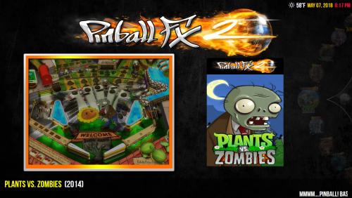 Pinball FX2 Video Set 4:3 1440x1080 Flyby Videos.