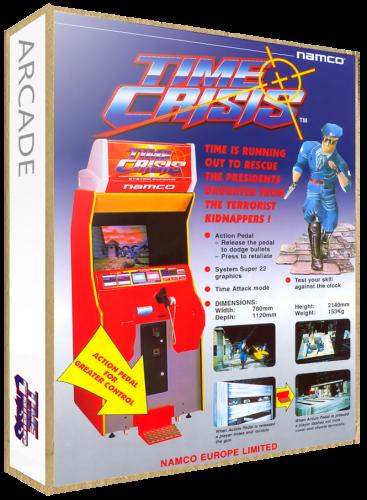 mame 3d boxes  4885  - game box art