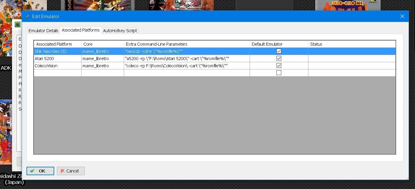 Retroarch neo geo cd - Noobs - LaunchBox Community Forums
