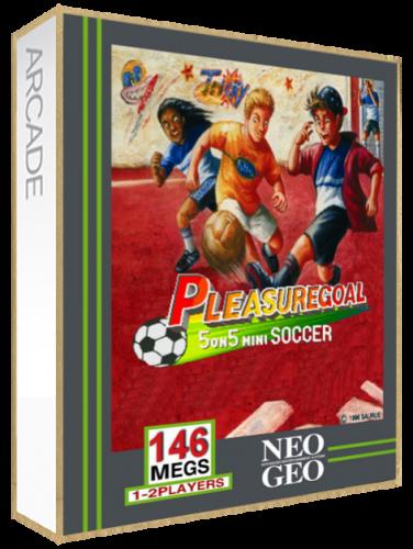 pleasure goal 5 on 5 mini soccer.png