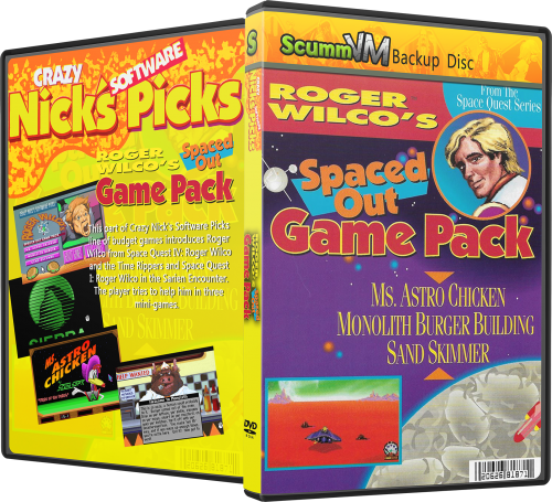 Crazy Nick's Software Picks Roger Wilco's Spaced Out Game Pack copy.png