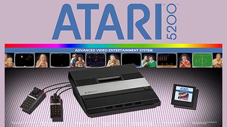 Atari 5200 Platform Video