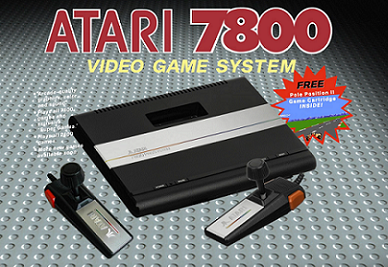 Atari 7800 Platform Video
