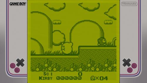 Gameboy - Bezel Overlay