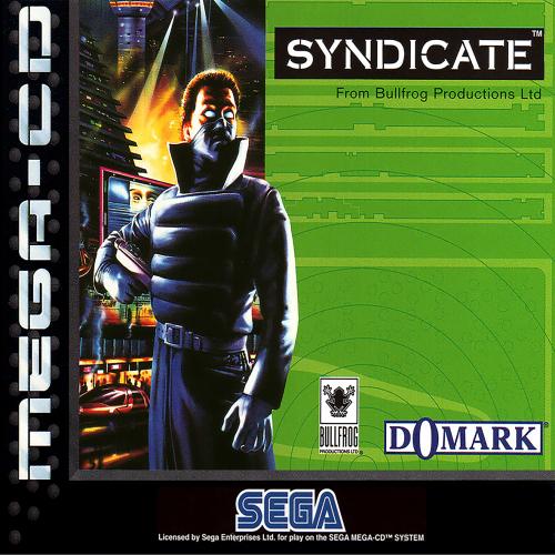 Sega Mega CD Europe 2D Cover Pack (114)
