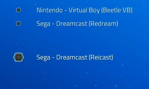 Retroarch Dreamcast working, can't link to in Launchbox