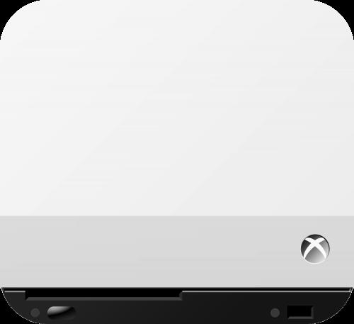 Microsoft Xbox One X BW.png