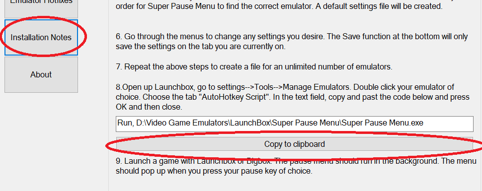 Chadmando's Super Pause Menu For Windows UPDATE V0 85