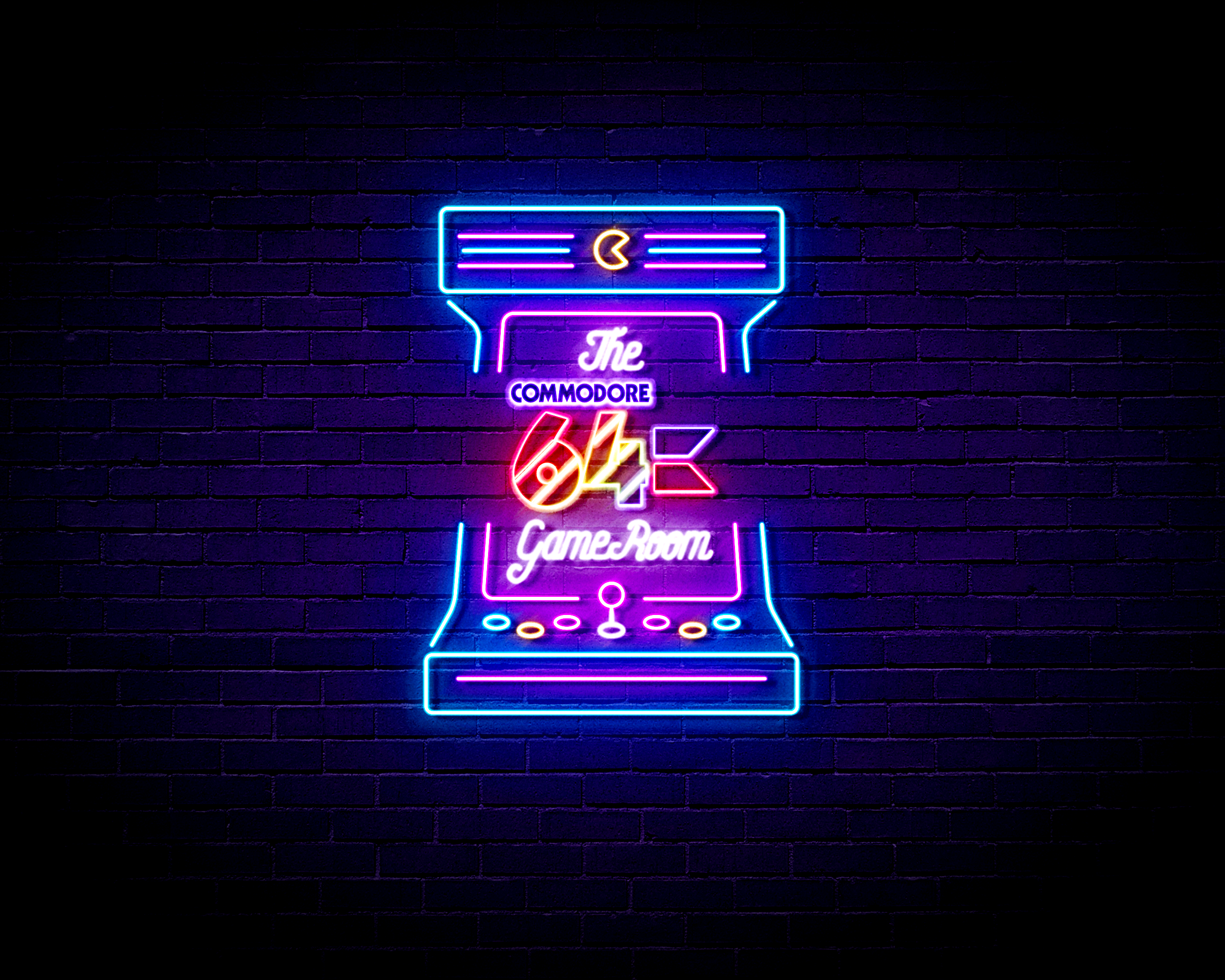 25+ Neon Sign Gaming Room Gif