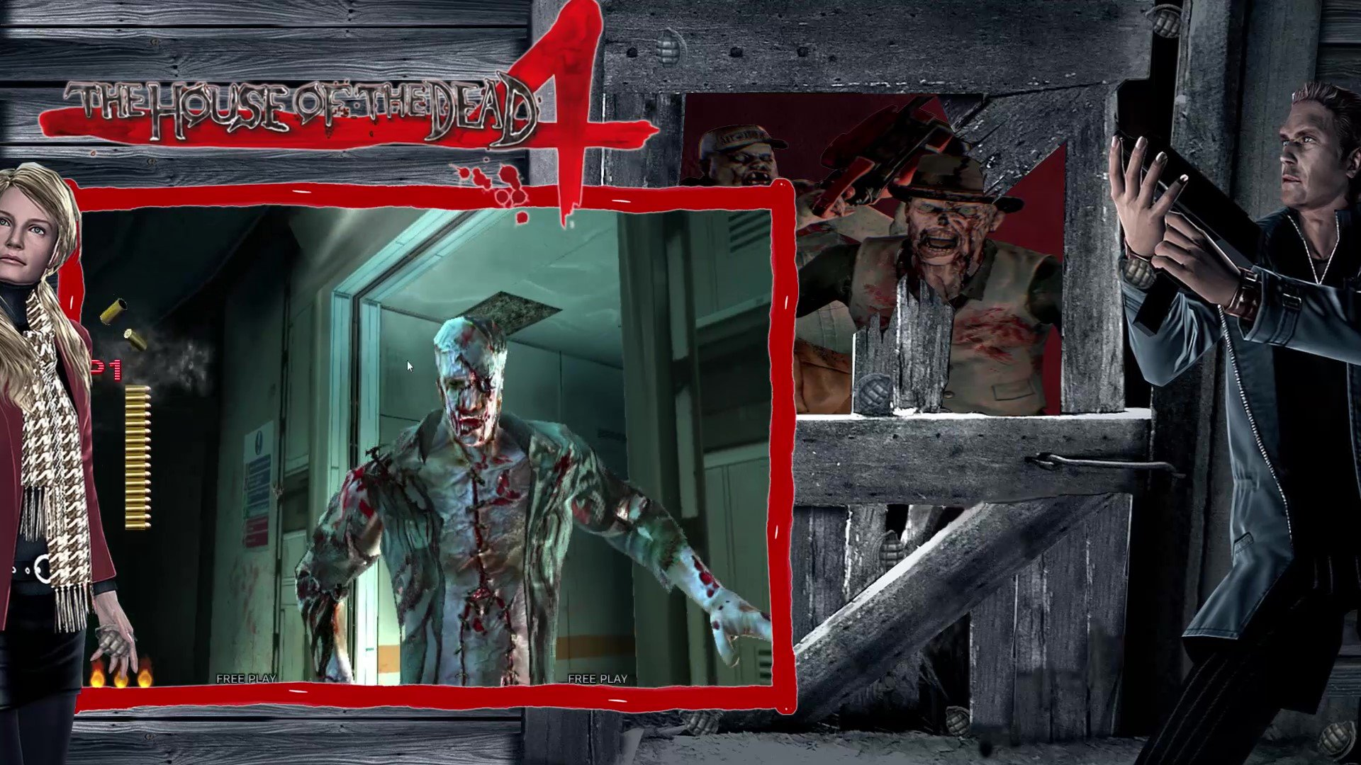 The House Of The Dead 4 Game Theme Videos Launchbox Community