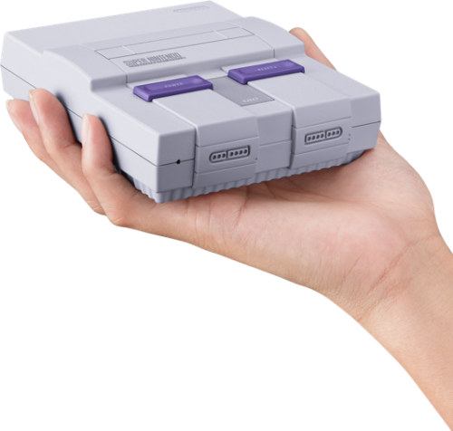 SNES Classic Edition - Banner 01.png
