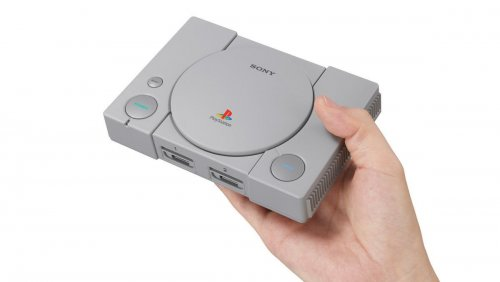 PlayStation Classic (2018 mini console) - Platform Video