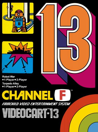 Videocart-13_ Robot War, Torpedo Alley-01.png