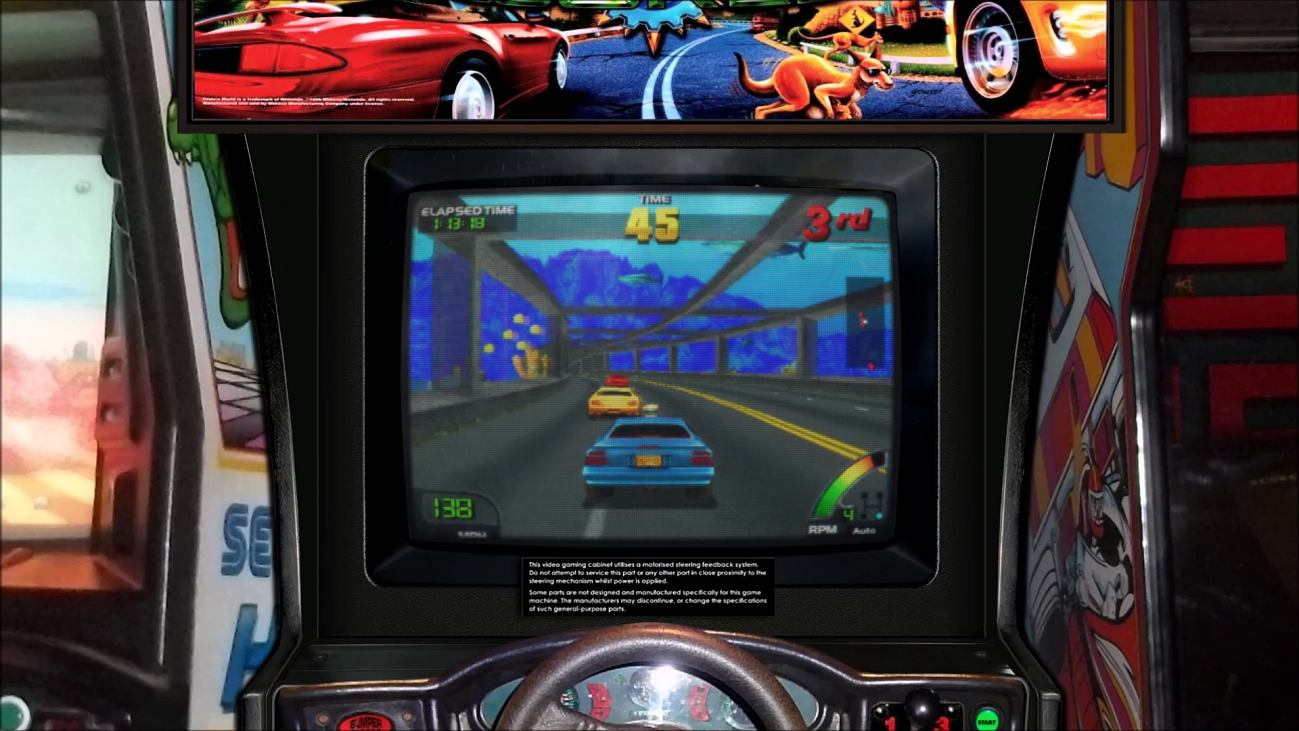 Orionsangel's Realistic Arcade Overlays for Mame (Updated 08