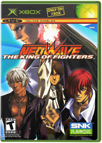 King of Fighters Neowave, The (USA).png
