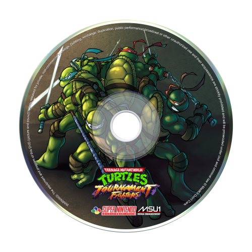 Disc_Teenage Mutant Ninja Turtles - Tournament Fighters.png